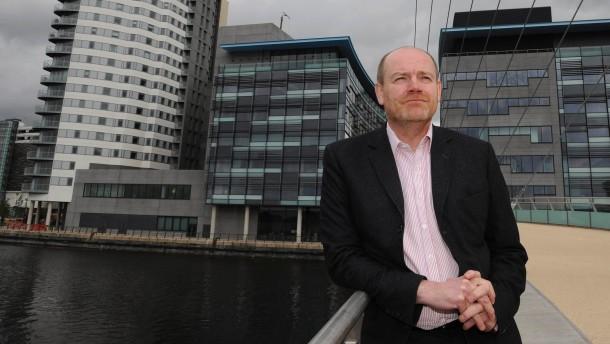 New York Times holt neuen Chef von der BBC