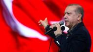 Die Türkei bin ich: Recep Tayyip Erdogan weiß ganz genau, wo er hinwill.