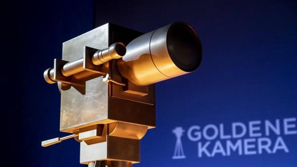 """Goldene-Kamera""-Gala abgesagt"