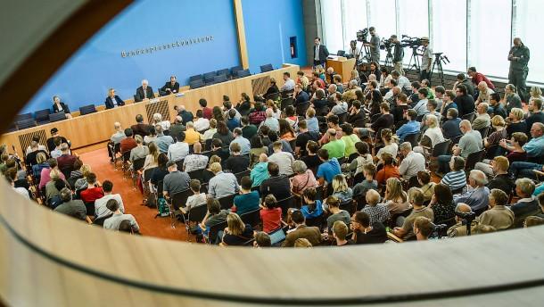 Brief an die deutschen Journalisten