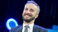 Meldet sich nun ernsthaft zu Wort: der Fernsehmoderator Jan Böhmermann