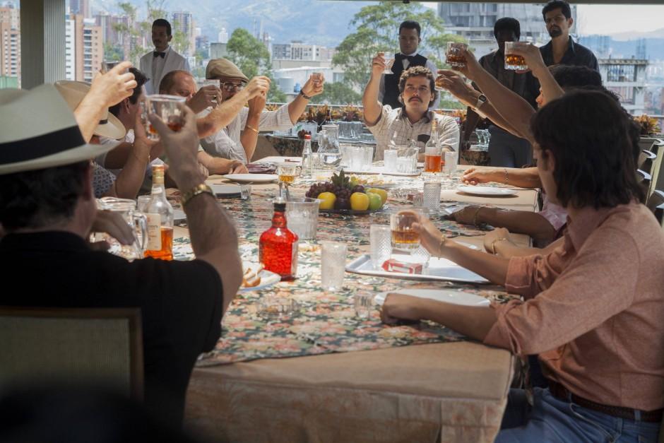 Wo Spielt Die Serie Narcos Um DrogenboГџ Pablo Escobar