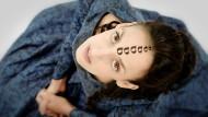 Singt das Alphabet, als ginge es um ihr Leben: die israelische Künstlerin Victoria Hanna