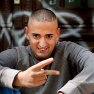 Im Januar ist das dritte Album des Rappers Haftbefehl erschienen. Außerdem kocht er gerne