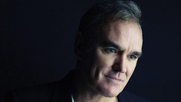 """Morrissey: """"World Peace Is None Of Your Business"""""""
