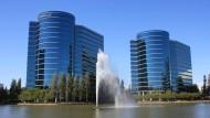 Die Innovationskraft des Silicon Valley darf nicht im rechtsfreien Raum stattfinden: Oracle in Redwood Shore