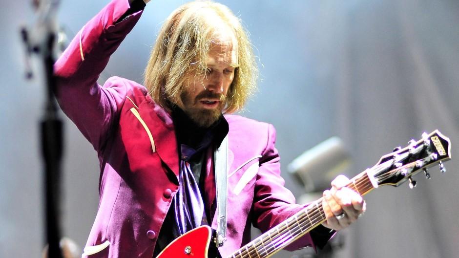 """Tom Petty """"Hypnotic Eye"""""""