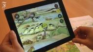 Alle Vögel sind schon da mit der Leyo-App