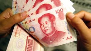 Devisenhändler setzen mittelfristig auf Yuan-Aufwertung