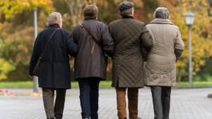 Hohe Nachfrage nach Rente ab 63
