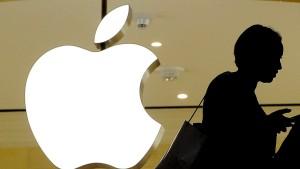 Etappensieg für Einhorn gegen Apple
