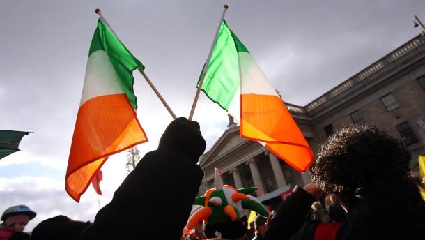 Irland will zeitnah Staatsanleihen mit Laufzeit bis 2017 versteigern