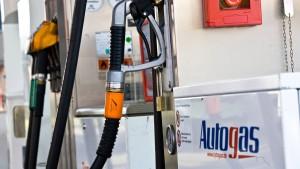 Steuervorteil für Autogas soll 2018 auslaufen