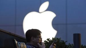 Apple passt zu Buffett