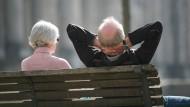 Deutschlands Rentensystem belegt im Expertenvergleich nur einen Platz im oberen Mittelfeld.