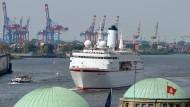 MS Deutschland wird doch kein ägyptisches Wohnschiff