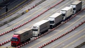 Europa fürchtet schädliche Zölle nach dem Brexit