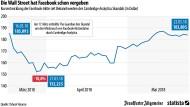 Facebook ist vergeben