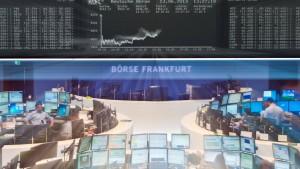 Börse Frankfurt will Bedeutungsverlust stoppen