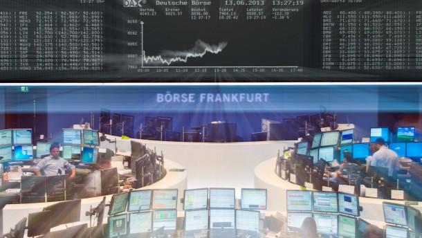 Prozess um verbotene Fusion Deutsche Börse-NYSE beginnt