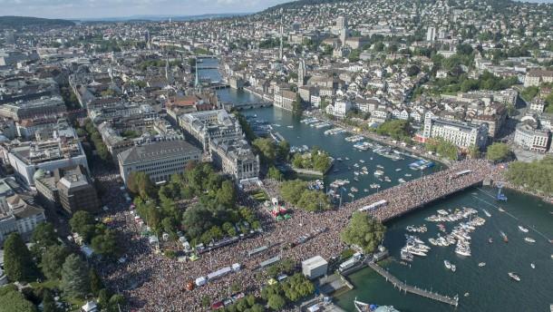 Zürich ist zweitteuerstes Pflaster der Welt