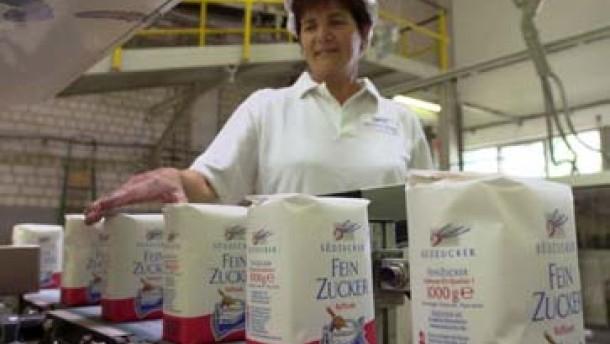 Wertpapiere von Südzucker leiden unter der Zuckermarktreform