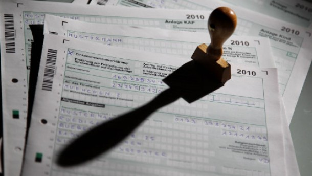 Steuern beeinflussen Dividenden