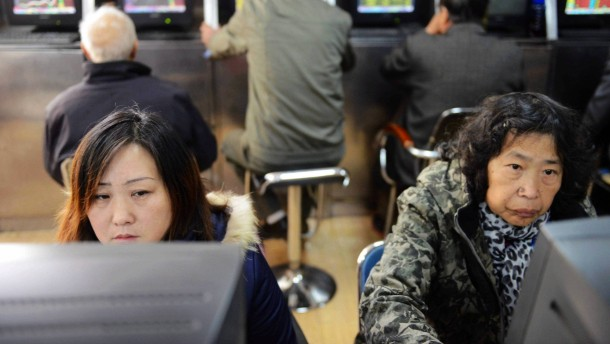 Chinas Börsenaufsicht verstärkt Kampf gegen Insiderhandel