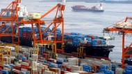 Stimmung in Japans Großindustrie sinkt leicht