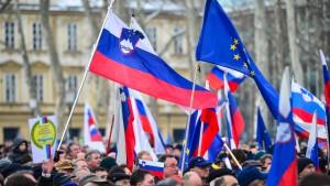 Slowenien bekommt kein Geld mehr