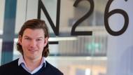 Der Gründer der N26 Bank, der Wiener Valentin Stalf, hat viel vor mit seinem Fintech-Unternehmen.
