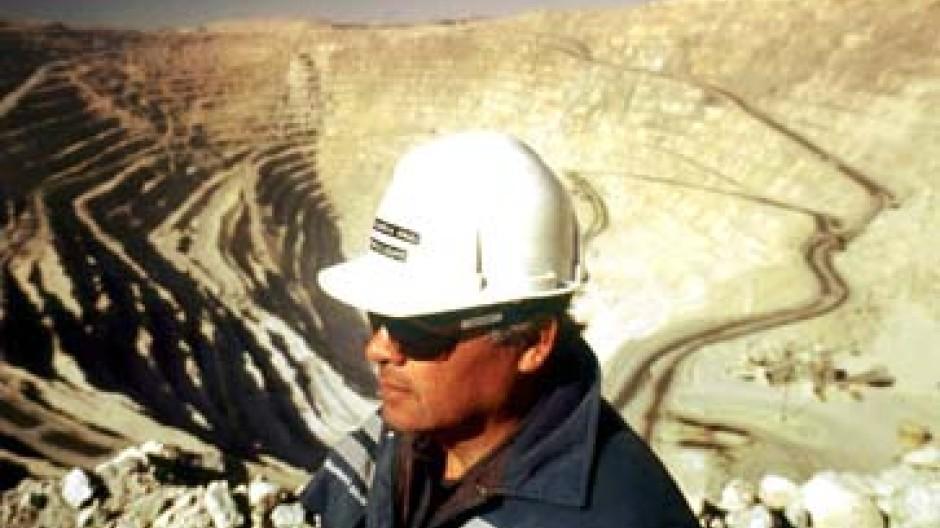 Kupferproduzenten können deutlich höhere Preise durchsetzen