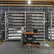 So entsteht Kryptogeld: Eine Bitcoin-Mine im chinesischen Ordos