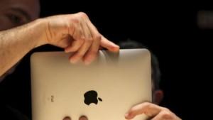 Ein wenig mehr Schwung für die Apple-Aktie
