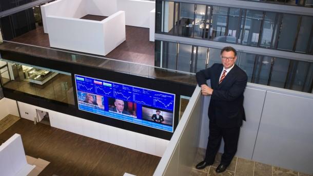 Der superschnelle Computer macht die Börse fair
