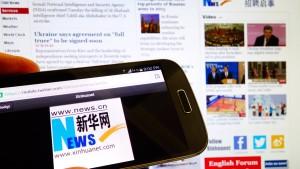 China zieht die Great Firewall höher
