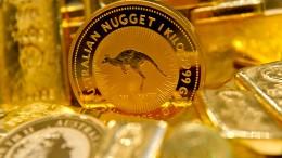 Gold unter 1200 Dollar
