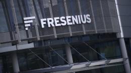 Fresenius-Aktienkurs bricht um 17 Prozent ein