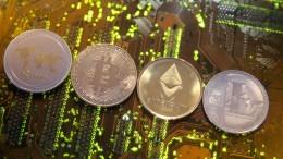 Allianz GI-Chef fordert Verbot von Kryptowährungen