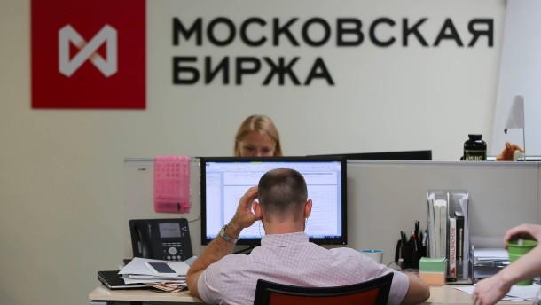 Die Russen legen mehr Geld in Aktien an