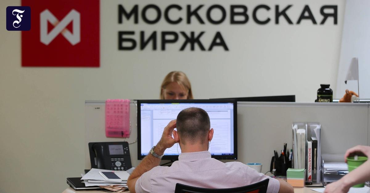 Börse Moskau: Die Russen legen mehr Geld in Aktien an