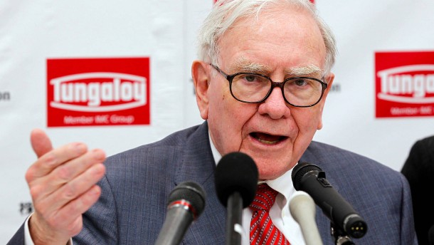 Warren Buffet investiert 6 Milliarden Dollar in Japan