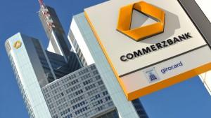 Commerzbank feuert Händler wegen Devisenskandal