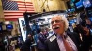 Amerikanische Anleger können sich über die Rekordstände freuen.