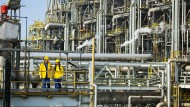 BASF kann seine Aktionäre mit den aktuellen Ergebniszahlen erfreuen.