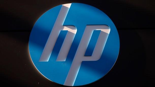 Hewlett-Packard beendet Minusjahr