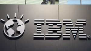 IBM  kürzt die Gewinnprognose