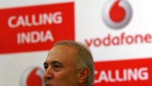 Vodafone-Aktie bricht nach oben aus