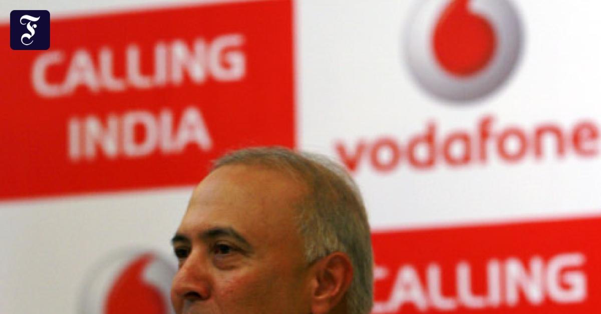 Vodafone Aktien
