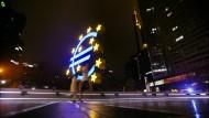 Die Euro-Aufwertung geht zu Ende
